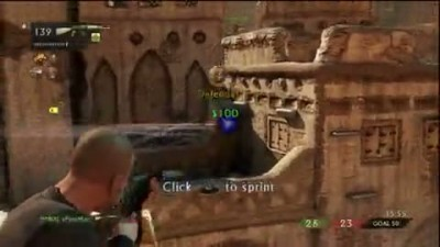 "Uncharted 3 ""Deathmatch on Desert Village"""