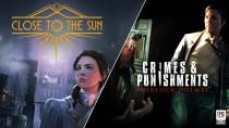 В Epic Games Store стартовала бесплатная раздача Sherlock Holmes: Crimes & Punishments и Close To The Sun