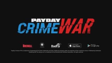 Первый геймплейный ролик Payday: Crime War