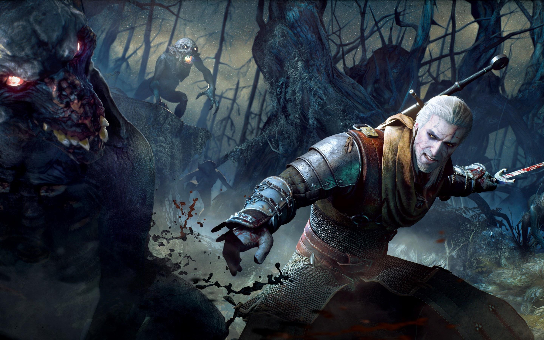 Witcher 3 Wild Hunt The Novye Oboi Dlya Rabochego Stola Fajly