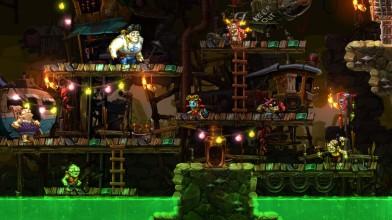 Паровые роботы вернулись на родину: SteamWorld Dig 2 вышла на 3DS и обзавелась новым трейлером