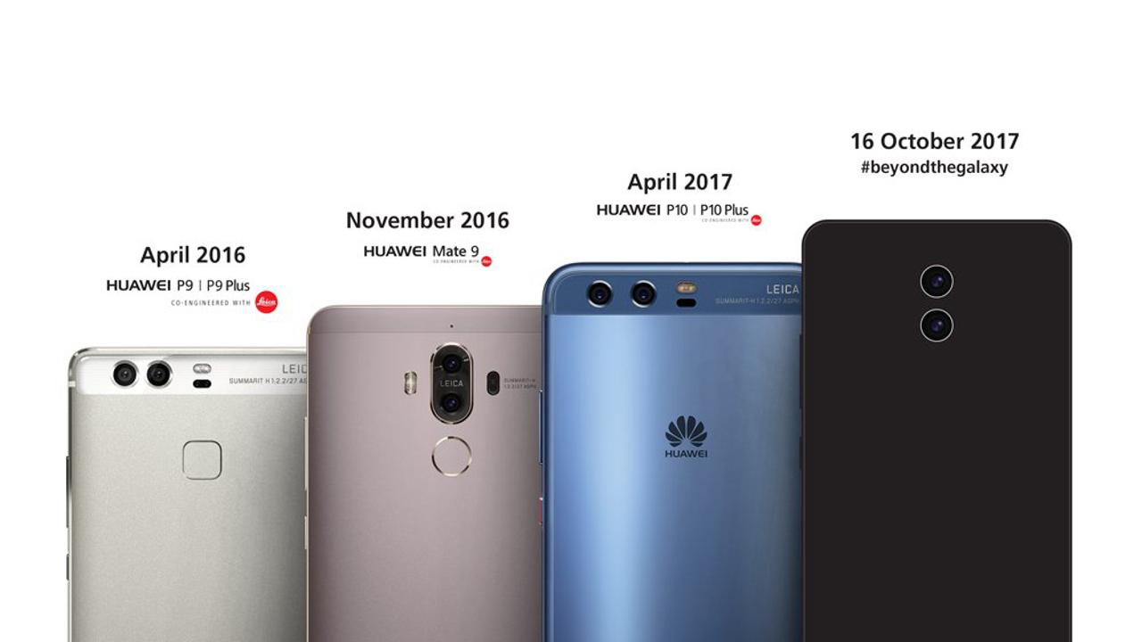 Фронтальная панель Huawei Mate 10 Pro нафото