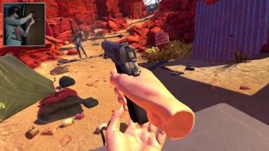 Лучший Зонбе-Апокалисис на VR! [HTC Vive]  Arizona Sunshine (BlackSilverUFA)