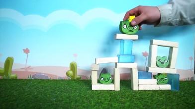 Сделал игру Angry Birds в реальной жизни!