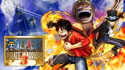 One Piece: Pirate Warriors 3 в продаже