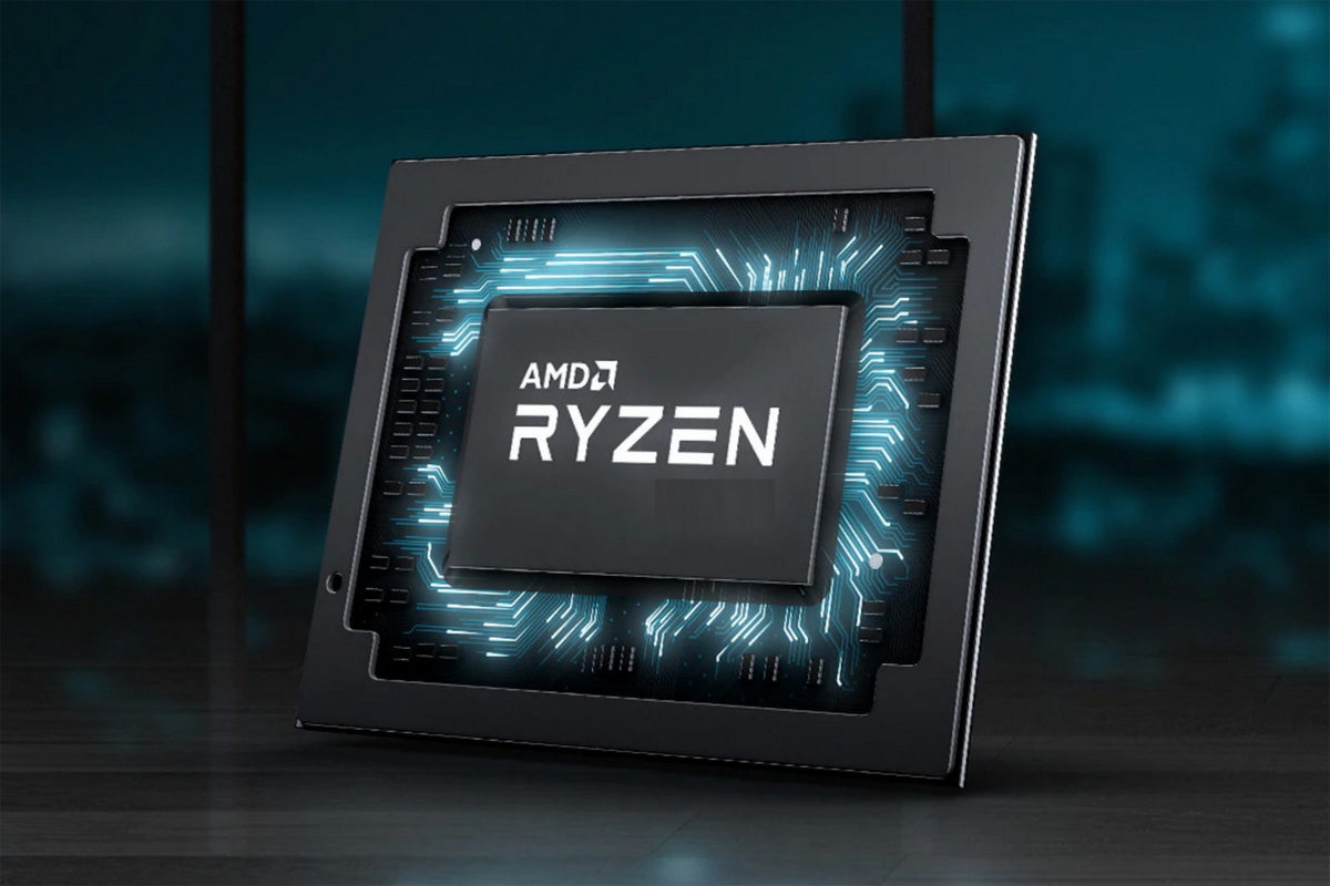 Первые тесты процессора AMD Ryzen 7 Pro 4750G в играх