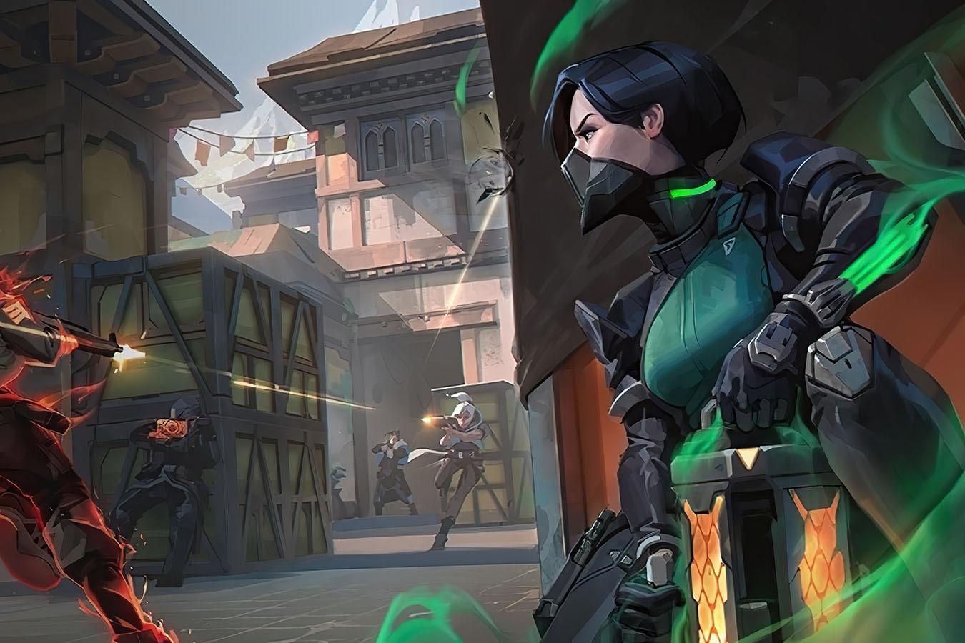 Похоже, что в Valorant появится режим Team Deathmatch