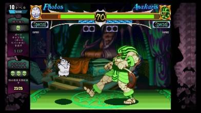 Новые скриншоты Darkstalkers Resurrection
