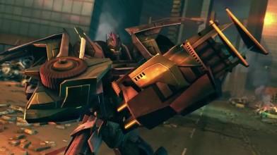 "Transformers Universe ""Трейлер трансформера Shellshock"""