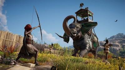 Апрельский контент для Assassin's Creed: Origins