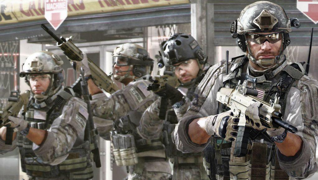 24 минуты нового геймплея мультиплеера Call of Duty: Modern Warfare