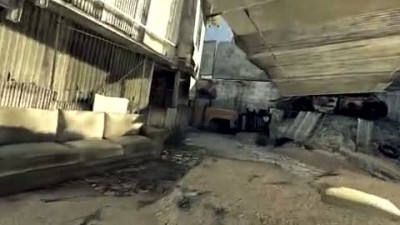 "Bullet Run ""Shanty Map Flythrough Video"""