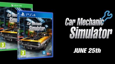 Car Mechanic Simulator выйдет на PlayStation 4 и Xbox One