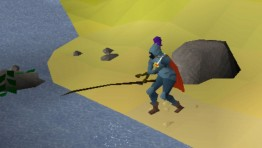 Закрытие серверов Runescape Classic отложили ради того, чтобы один человек успел выполнить квест