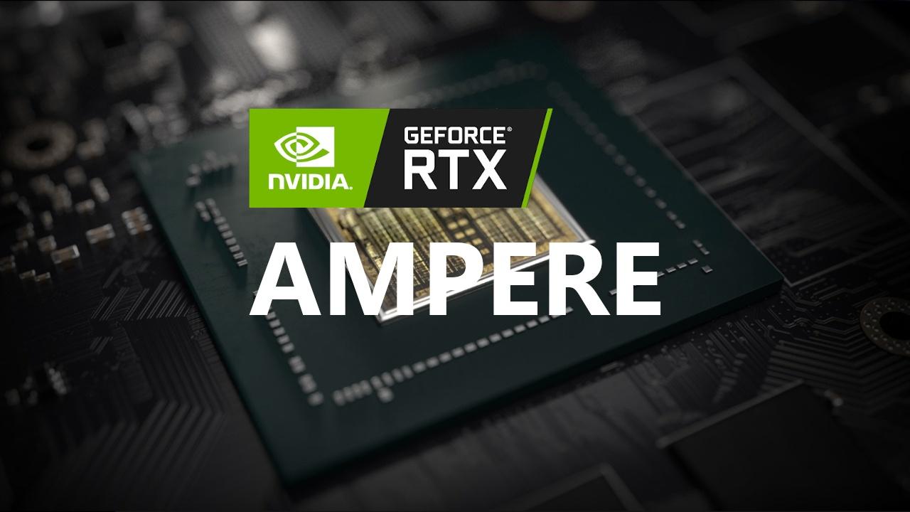 NVIDIA подтверждает, что архитектура Ampere также будет запущена для серии GeForce Gaming