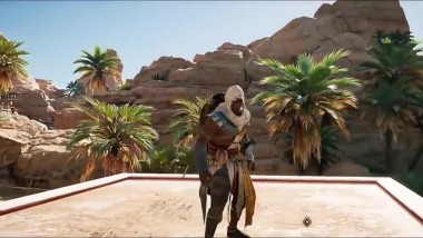 Сравнение графики Assassin's Creed Origins Vs Syndicate