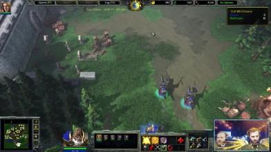 Warcraft 3 Reforged - 40 минут геймплея