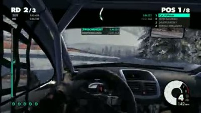 "Dirt 3 ""Rally Cross Aspen Gameplay"""
