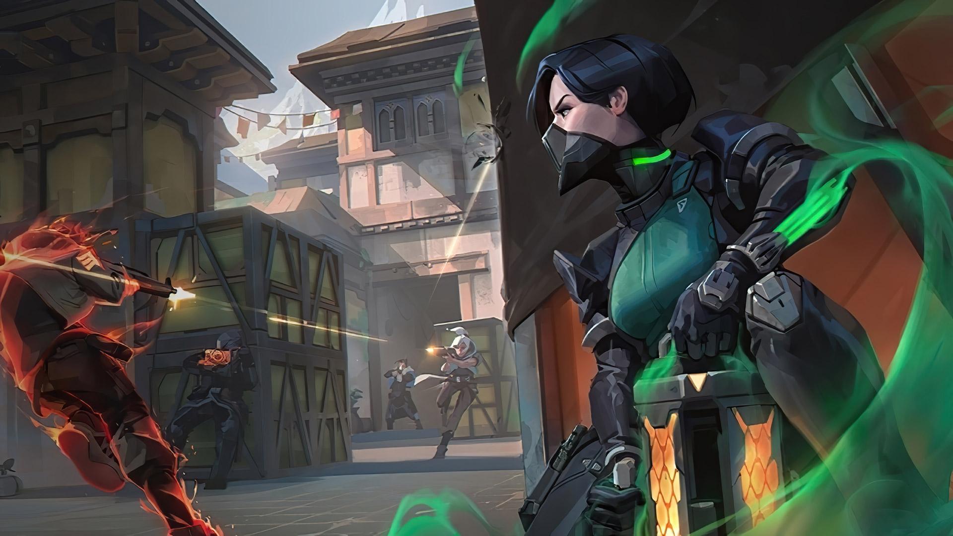"Draken: ""Когда-нибудь Valorant станет популярнее Counter-Strike"""
