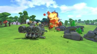 Приключенческий конструктор TerraTech выйдет на ПК, Xbox One и PS4 в первой половине месяца