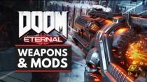 Новые оружия и модификации в Doom Eternal