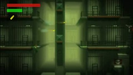 "Bionic Commando Rearmed ""Gameplay Montage"""