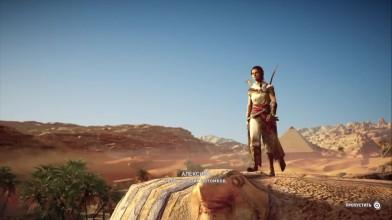 Кассандру нашли в Assassin's Creed: Origins (Истоки) - Пасхалку искали полтора года!
