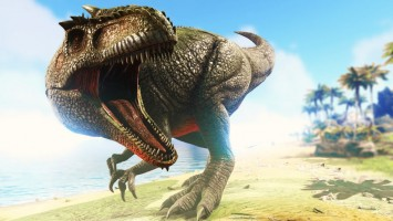 Релиз дополнения Aberration для ARK: Survival Evolved