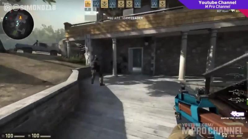 Эволюция Counter Strike 1999 - 2018