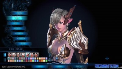 "TERA: The Battle For The New World ""Новый класс - Arcane Engineer"""