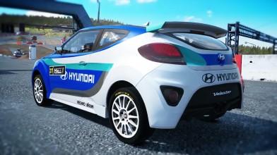 "SLRallyEVO ""Официальный трейлер Rallycross Pack"""