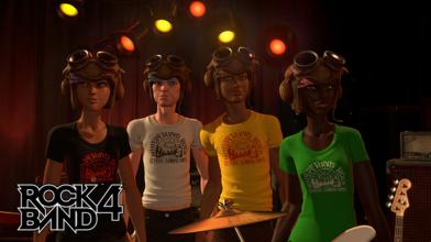 Rock Band 4 получит DLC по мотивам Psychonauts