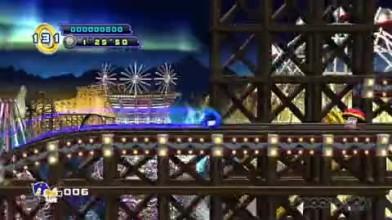 """Sonic 4 Episode 2 """"Геймплейный трейлер"""""""