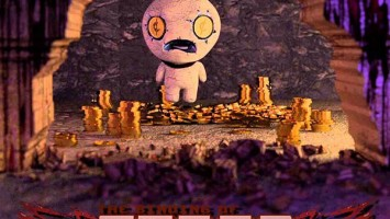 The Binding of Isaac: Afterbirth выйдет на PS4 и Xbox One 10 мая