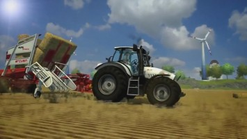 Трейлер Farming Simulator 15