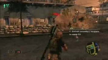 "Mercenaries 2 ""E3 2008: Occupation Gameplay"""