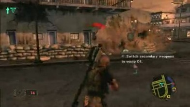 "Mercenaries 2 ""E3 2008: Occupation Gameplay"""
