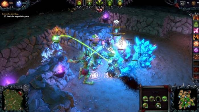 Dungeons 2 выйдет на PlayStation 4 в апреле