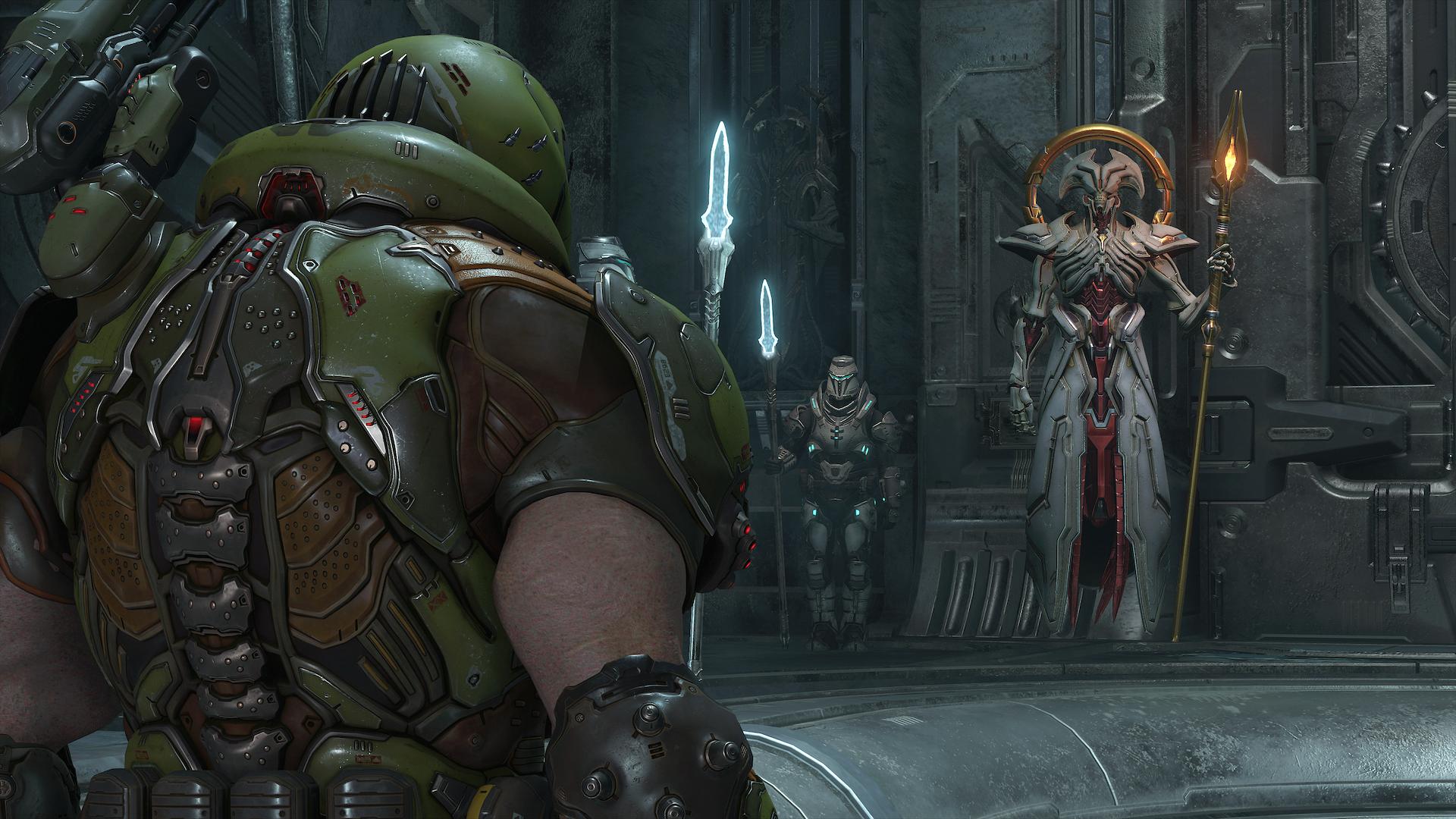 Ранний старт продаж и новые подробности о Doom Eternal