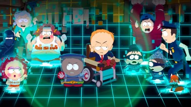 "Вышло дополнение ""Голодек страха"" для South Park: The Fractured But Whole"