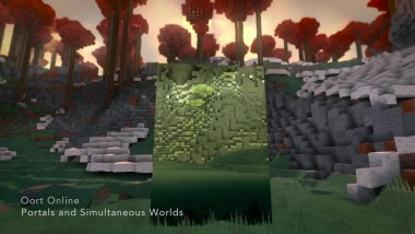 Beautiful Voxels (The Tech Behind Oort Online)