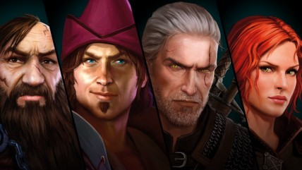 Превью: The Witcher Adventure game