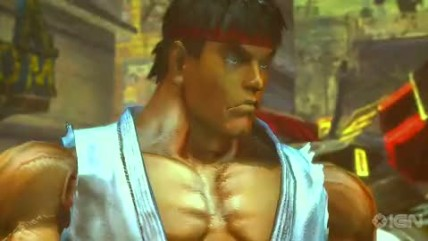 "Street Fighter X Tekken ""Геймплей"""