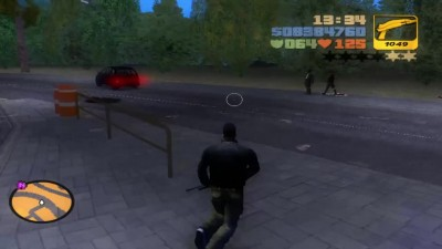 GTA 3 HD Mode + ENB + Xbox Mode + Other Mode