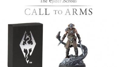 The Elder Scrolls: Call to Arms выйдет к рождественским праздникам