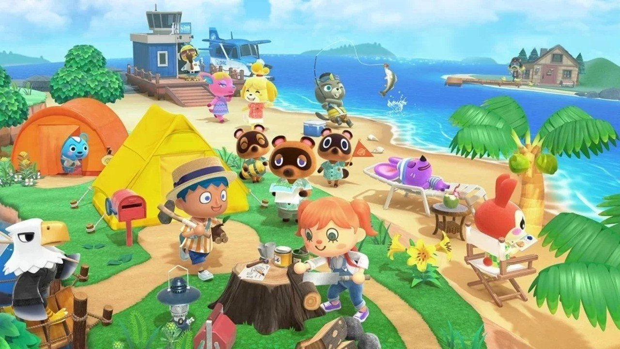 Animal Crossing: New Horizons получила обновление 1.4.1