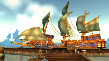 Игроки в World of Warcraft смогут обзавестись собственными кораблями