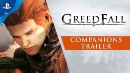 Дневники разработчиков GreedFall - Компаньоны