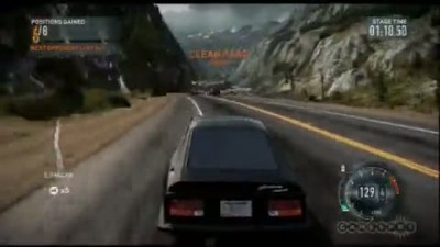 "NFS: The RUN ""Road to Yosemite"""