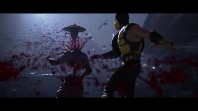 Mortal Kombat 11 - Трейлер с оригинальной музыкальной композицией